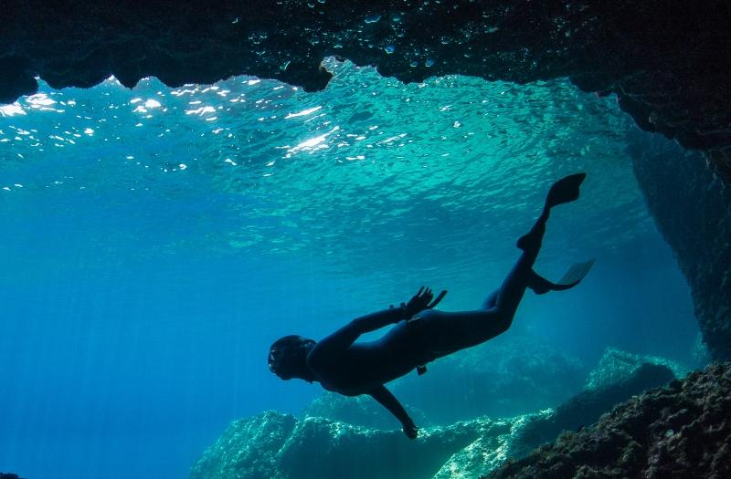 Freediving - na zapytanie -