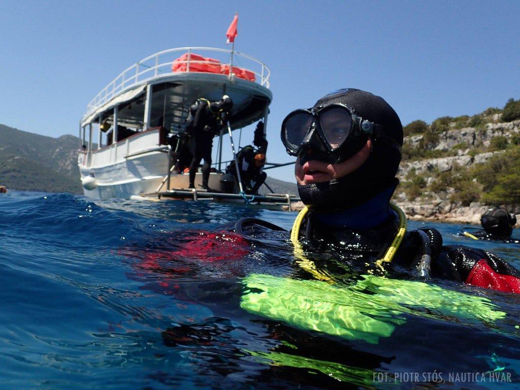 Nurkowanie Chorwacja -