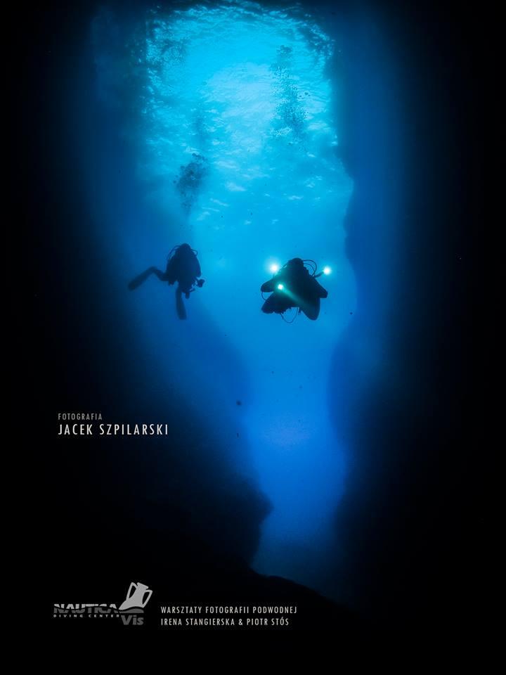 Warsztaty Fotografii Podwodnej z Irką Stangierską i Piotrem Stósem. Edycja 2018 -