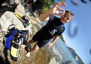 Kursy nurkowania dla dzieci i młodzieży -