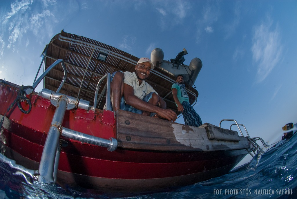 Nurkowanie Sudan -