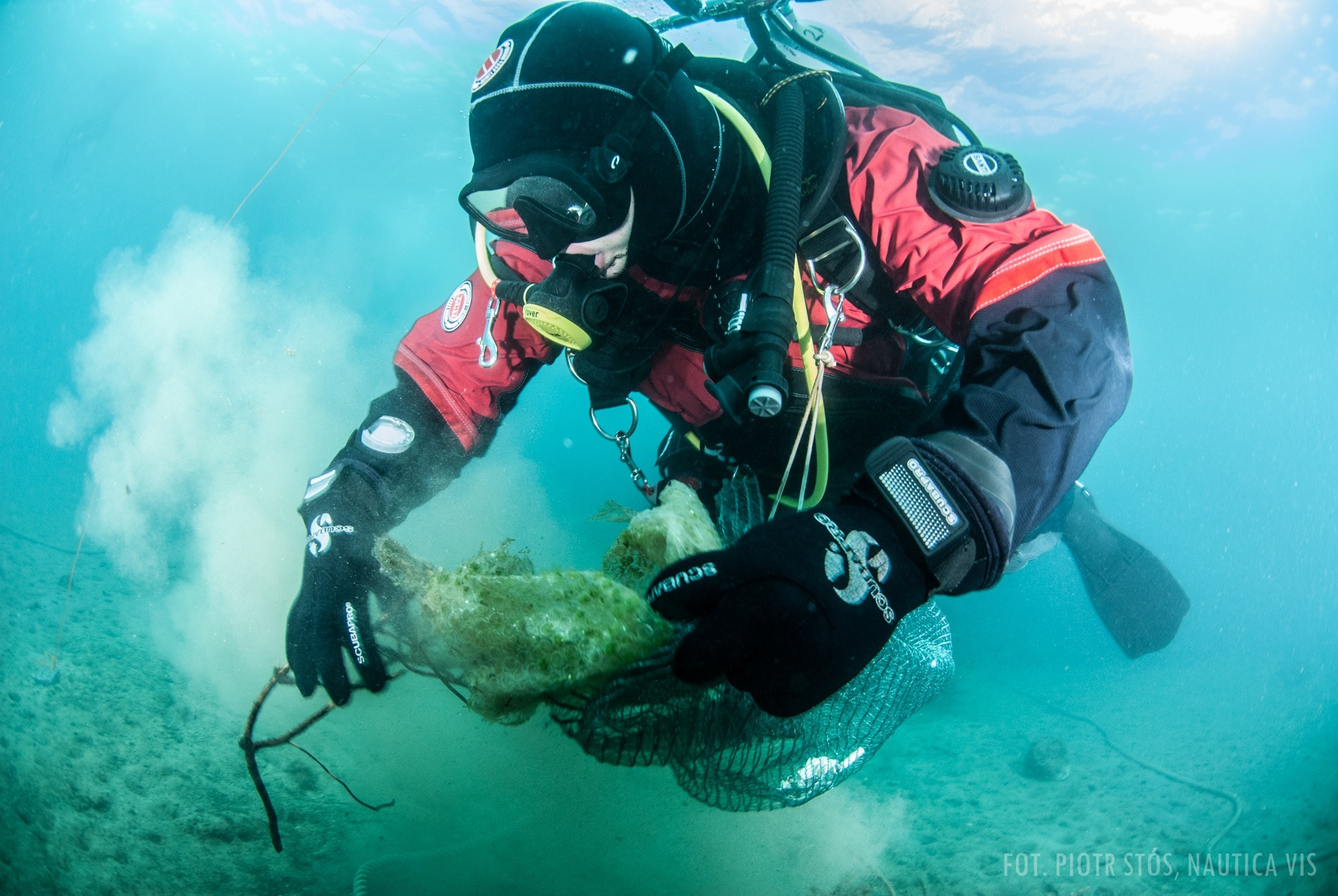 Sprzątanie Adriatyku 2021 -