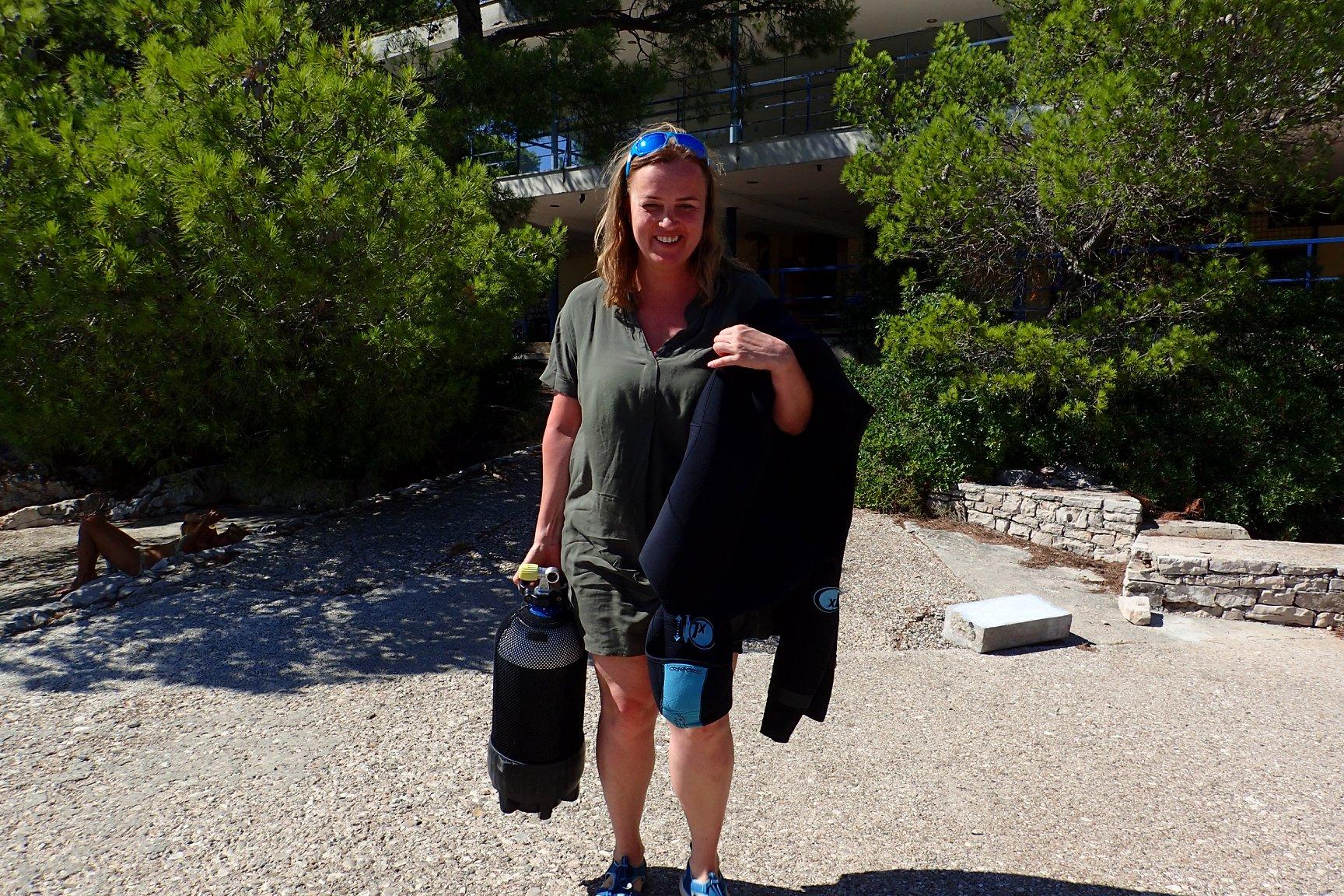 Relacja ze sprzątania Adriatyku -