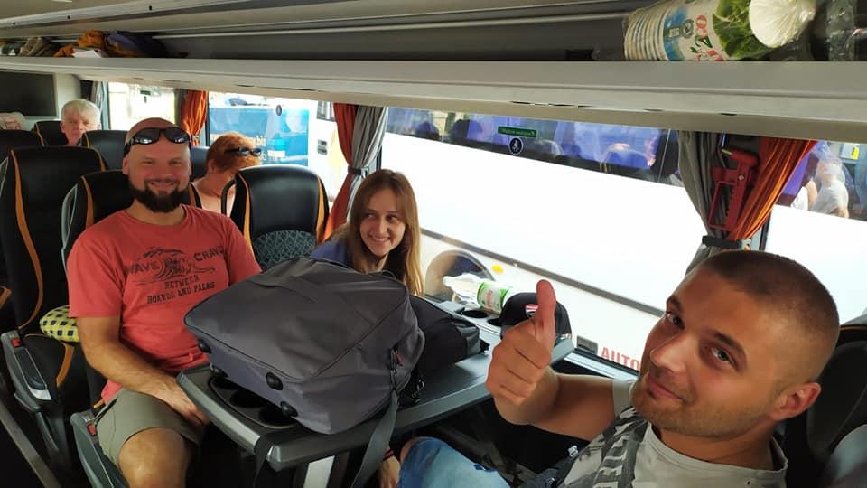 Nurkowanie niepełnosprawnych - relacja z obozu na Hvarze -