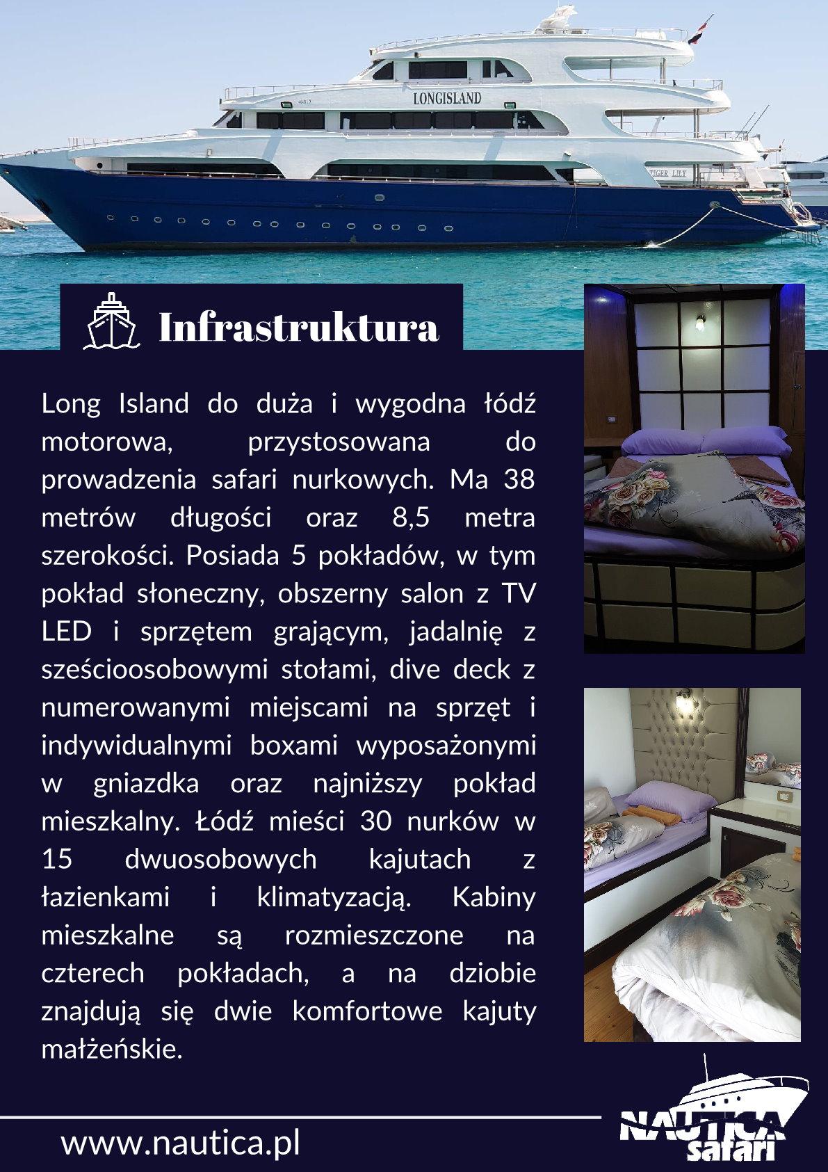 Nowa łódź Nautica Safari w sezonie 2020 -
