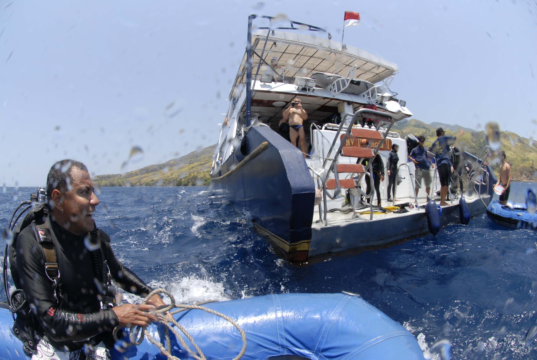 Nurkowanie Bali i Komodo -
