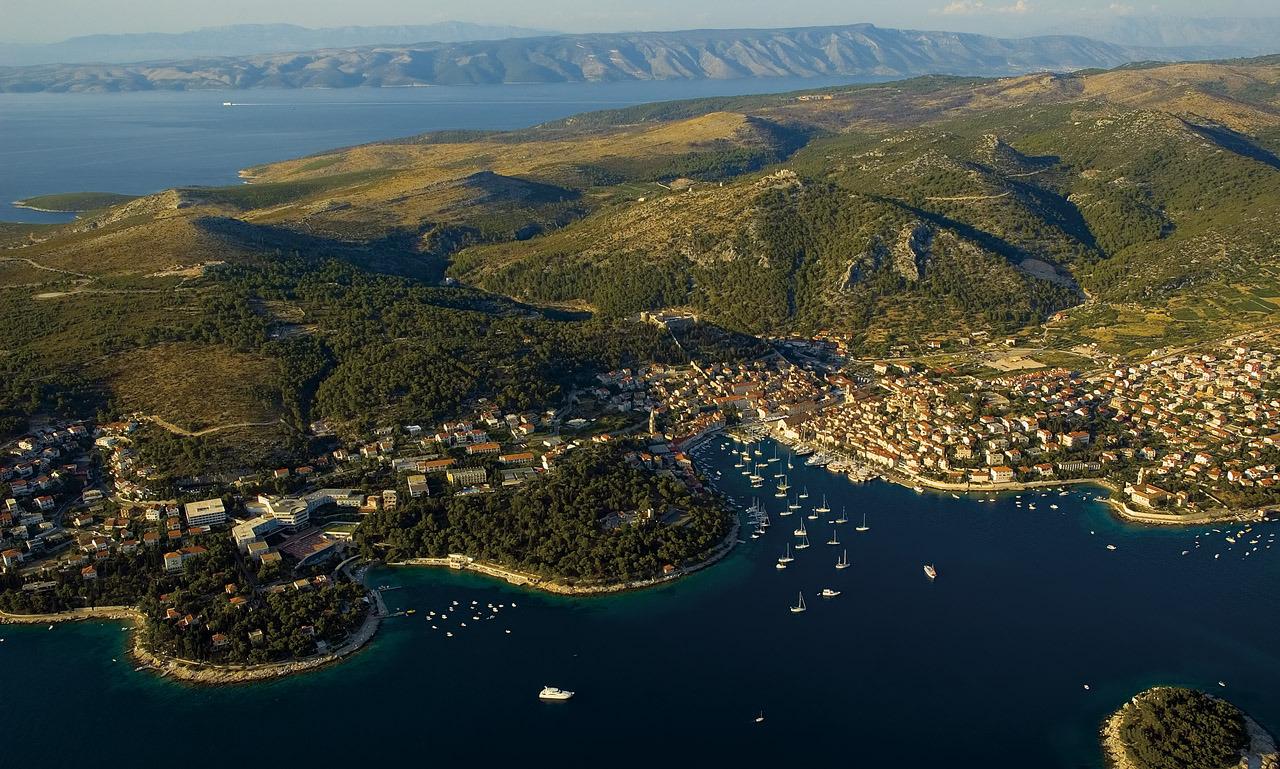Hvar - lawendowa wyspa -