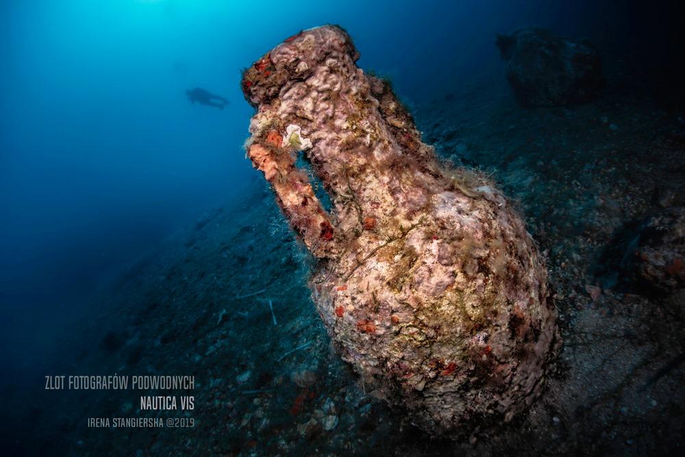 Zlot fotografów podwodnych w Chorwacji na wyspie VIS -