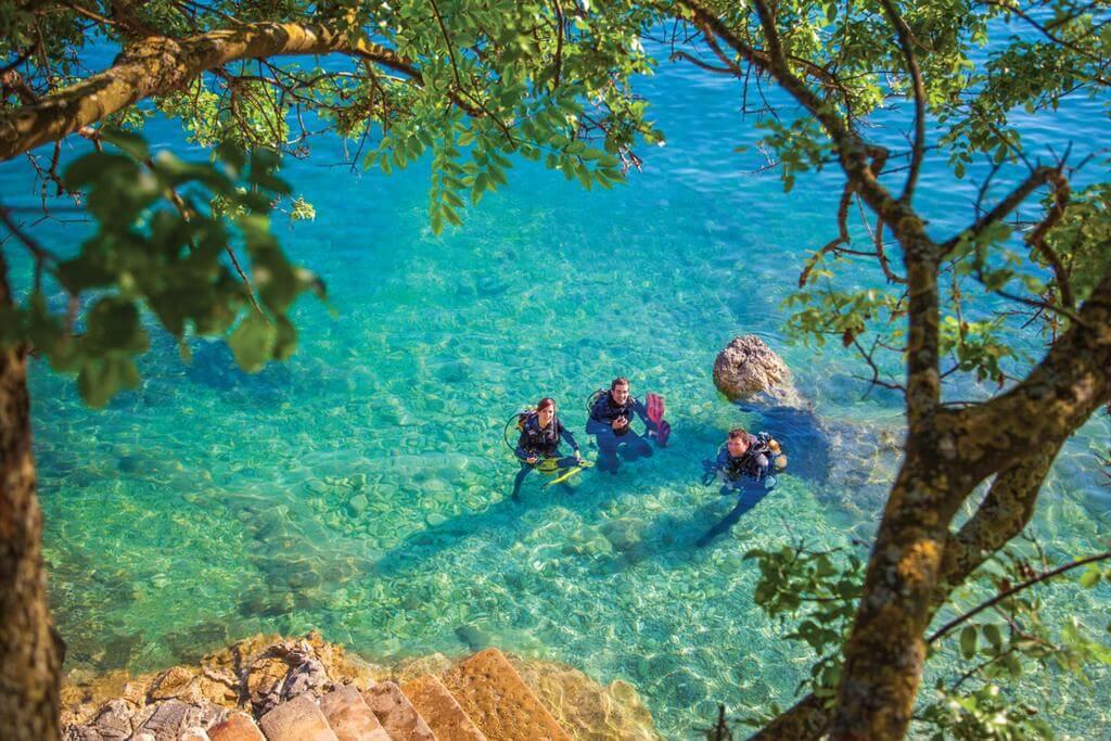 Noclegi na wyspie Hvar -