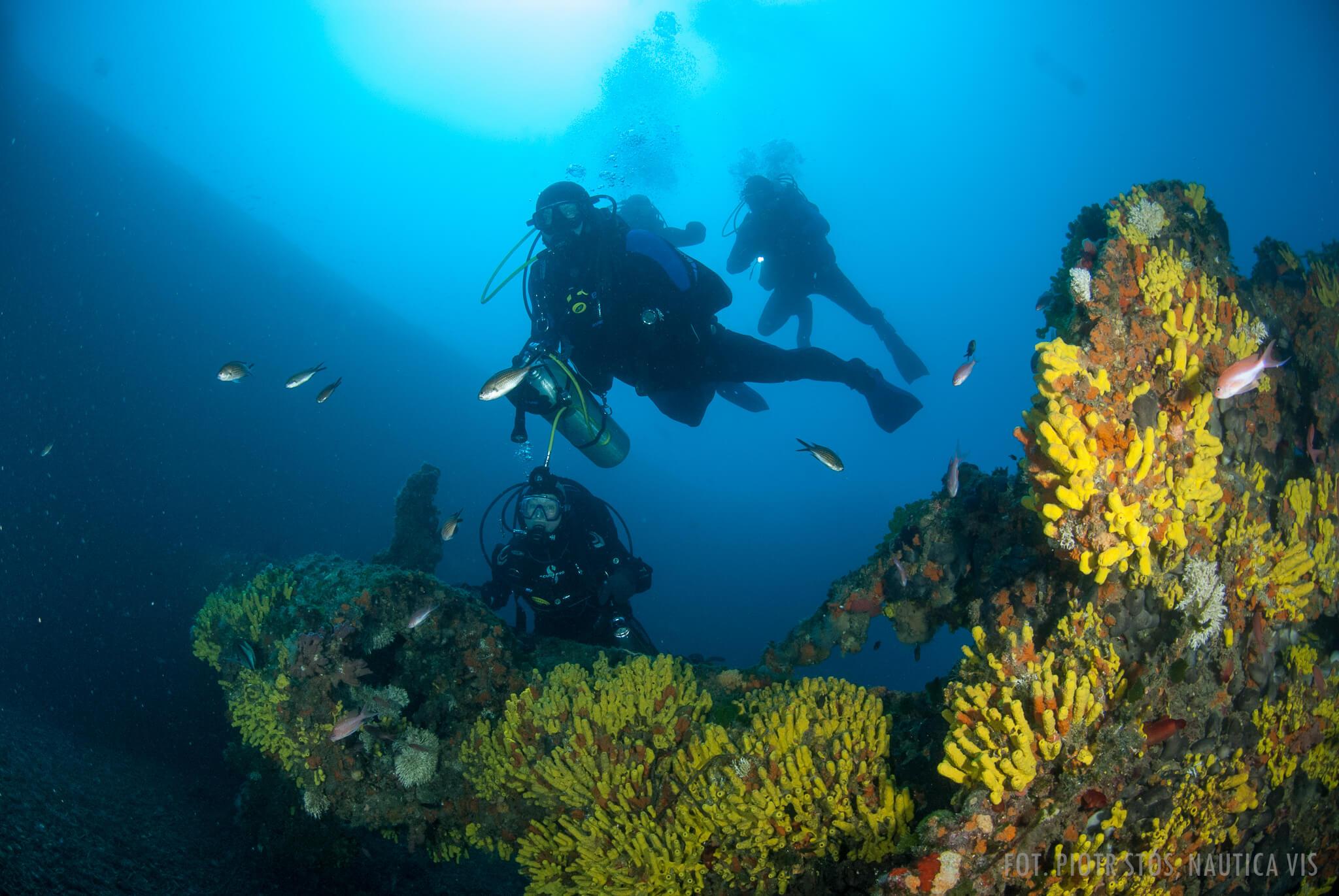 Kurs Decompression Diving -